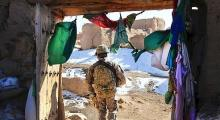AFGHANISTAN: Feb. pics of US Forces