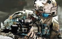 soldiers video games military futuristic wall warfare weapons artwork ghost recon tom clancy 2560_www.wallmay.com_94