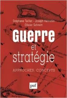 couv Guerre et Stratégie
